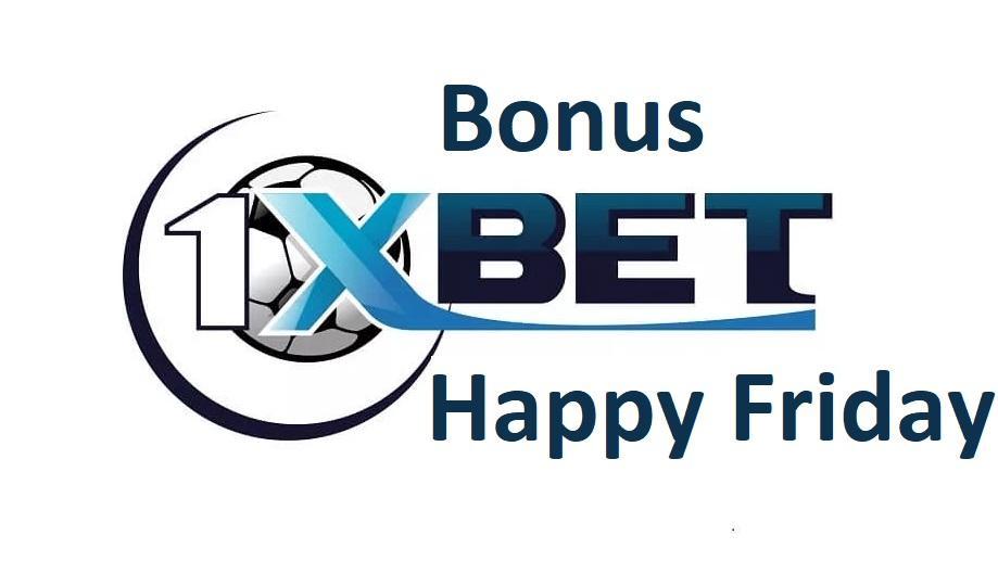 Bonus friday 1xBeT