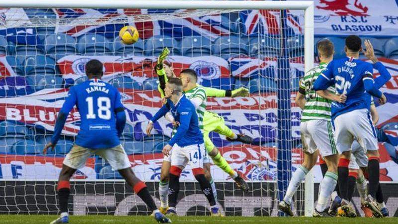 Rangers reach the 1/8 Scottish Cup final 1xbet