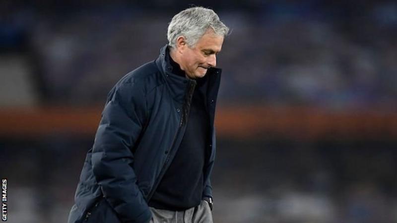Jose Mourinho 1xBET