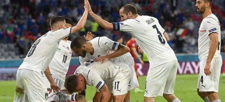 Italy-Spain Euro-2020